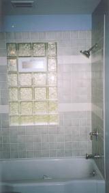 Affordablebathandremodelingservice for Glass block windows prices